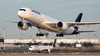 #3 Lufthansa Airbus A350-900 D-AIXK taken by Piotr Knurowski