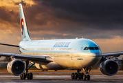 HL7710 - Korean Air Airbus A330-300 aircraft