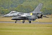 FA-132 - Belgium - Air Force General Dynamics F-16A Fighting Falcon aircraft