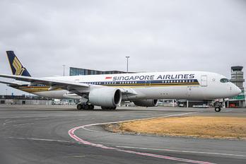 9V-SMJ - Singapore Airlines Airbus A350-900