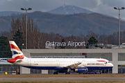 G-MEDM - British Airways Airbus A321 aircraft