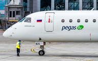 VP-BZC - Ikar Airlines Embraer ERJ-190 (190-100) aircraft