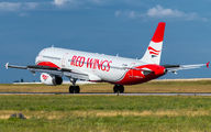 VP-BRM - Red Wings Airbus A321 aircraft