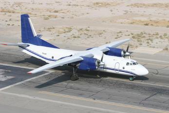 TN-AIK - Trast Aero Antonov An-26 (all models)