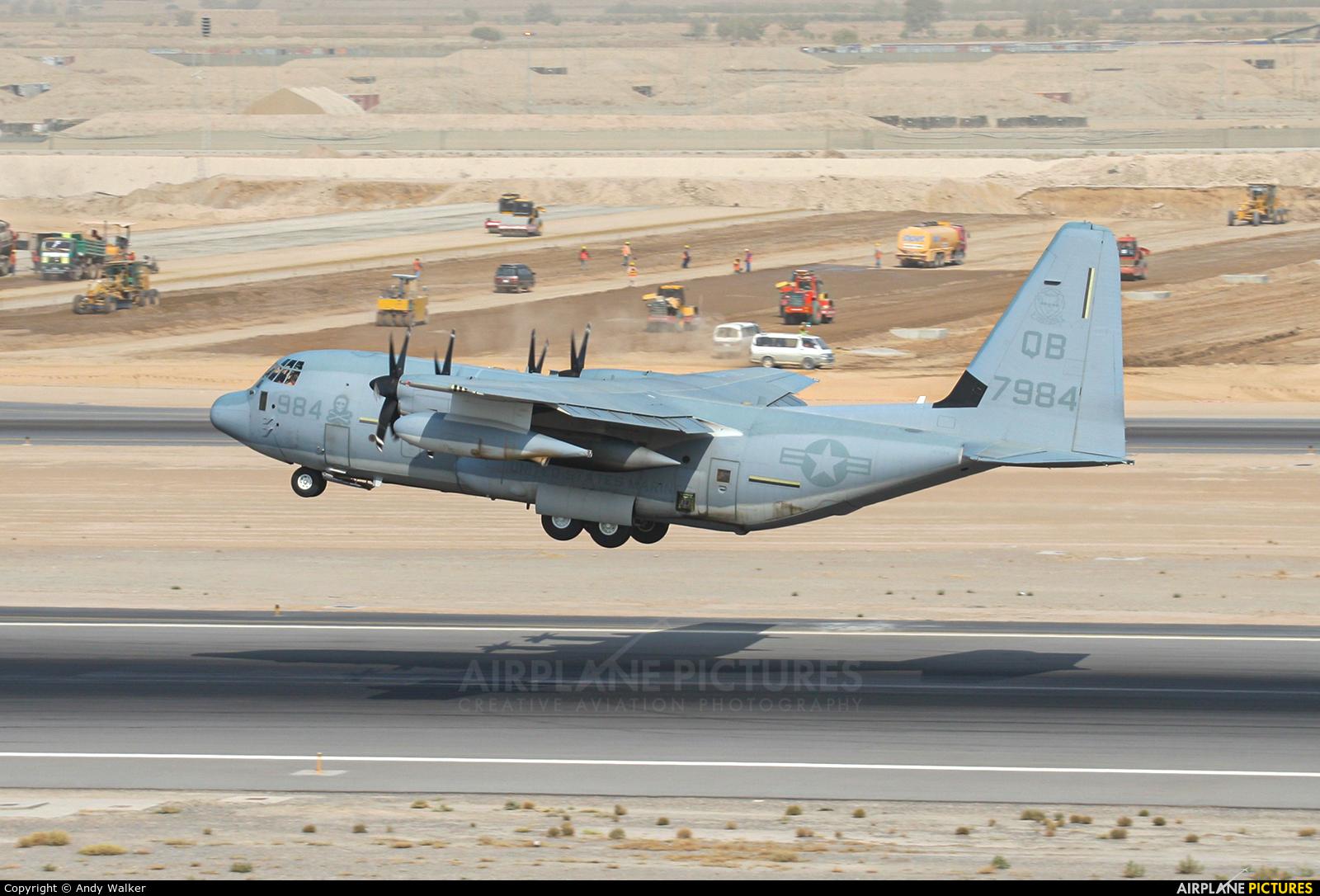 USA - Marine Corps 167984 aircraft at Kandahar