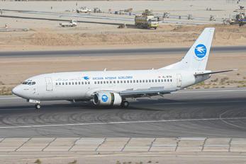 4L-BTM - Ariana Afghan Airlines Boeing 737-300