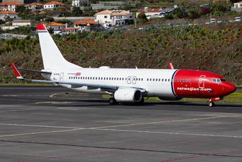 SE-RPK - Norwegian Air Sweden Boeing 737-800