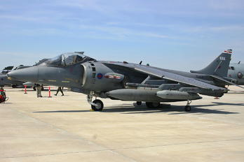 ZG478 - Royal Air Force British Aerospace Harrier GR.9