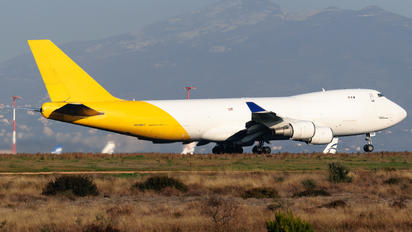 N498MC - Polar Air Cargo Boeing 747-400F, ERF