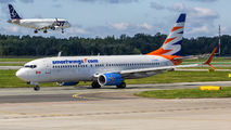 C-FDBD - SmartWings Boeing 737-800 aircraft