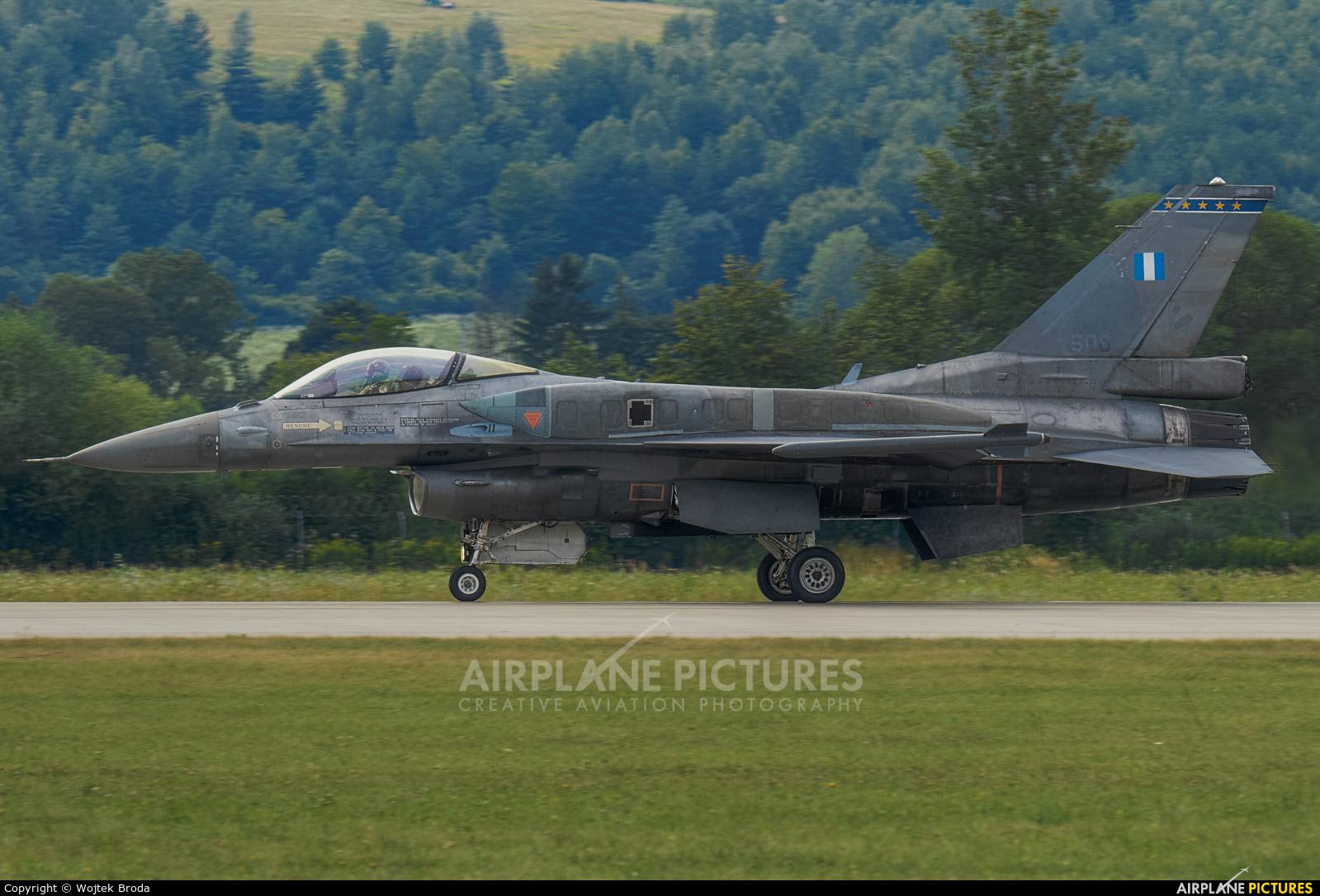 Greece - Hellenic Air Force 506 aircraft at Sliač