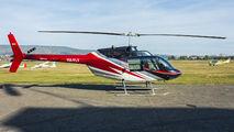 HA-FLY - Private Bell 206B Jetranger III aircraft