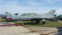 - - Hungary - Air Force Mikoyan-Gurevich MiG-21UM aircraft