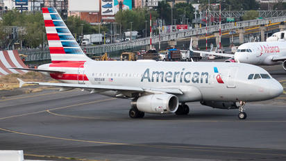 N810AW - American Airlines Airbus A319