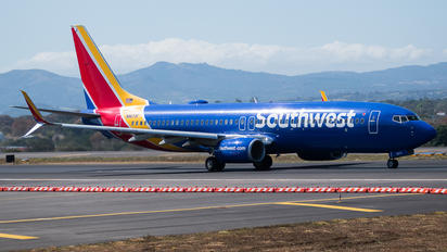 N8673F - Southwest Airlines Boeing 737-800