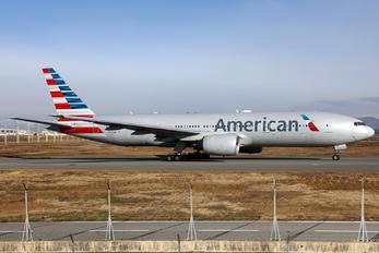 N777AN - American Airlines Boeing 777-200ER
