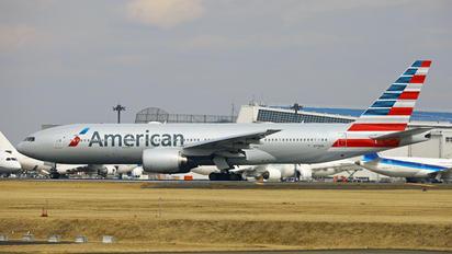 N774AN - American Airways Boeing 777-200ER