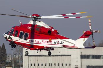 VF-142 - Italy - Vigili del Fuoco Agusta Westland AW139
