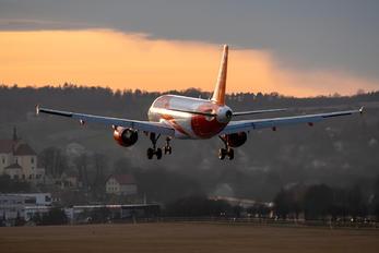HB-JYM - easyJet Switzerland Airbus A319