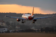 HB-JYM - easyJet Switzerland Airbus A319 aircraft
