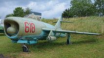618 - Poland - Air Force PZL Lim-6MR aircraft