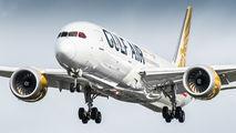 A9C-FF - Gulf Air Boeing 787-9 Dreamliner aircraft