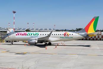 CP-3135 - Amaszonas Embraer ERJ-190 (190-100)