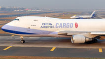 B-18715 - China Airlines Cargo Boeing 747-400F, ERF aircraft