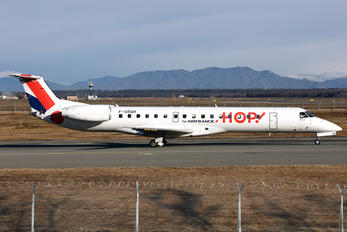 F-GRGH - Air France - Hop! Embraer ERJ-145