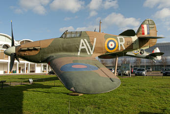 Z3427 - Royal Air Force Hawker Hurricane (replica)
