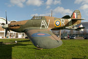 Z3427 - Royal Air Force Hawker Hurricane (replica) aircraft