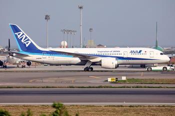JA829A - ANA - All Nippon Airways Boeing 787-8 Dreamliner