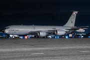 USAF KC-135 Stratotanker visited Helsinki title=