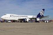 N787RR - Rolls Royce Boeing 747-200 aircraft