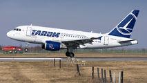 YR-ASB - Tarom Airbus A318 aircraft