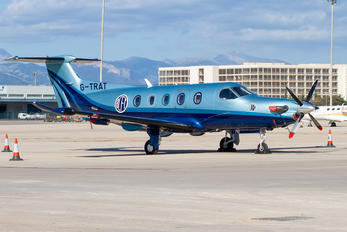 G-TRAT - Private Pilatus PC-12