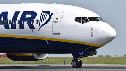 EI-EVX - Ryanair Boeing 737-8AS