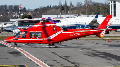 HB-ZSI - Swiss Federal Office for Civil Aviation Agusta Westland AW109 SP GrandNew