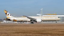 A6-BME - Etihad Airways Boeing 787-10 Dreamliner aircraft