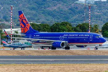 N808SY - Sun Country Airlines Boeing 737-800