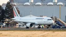 F-GKXI - Air France Airbus A320 aircraft