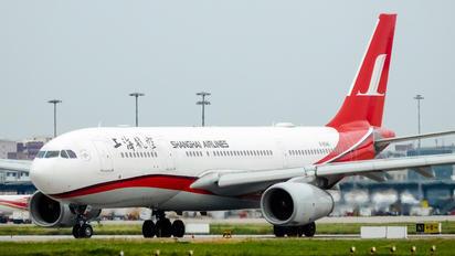 B-6546 - Shanghai Airlines Airbus A330-200