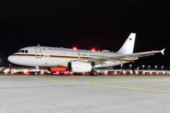 15+01 - Germany - Air Force Airbus A319