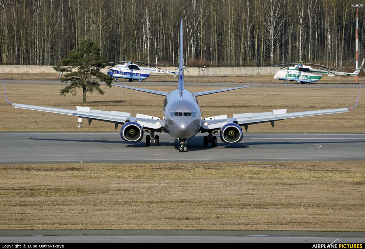 Smartavia VQ-BBV aircraft at St. Petersburg - Pulkovo