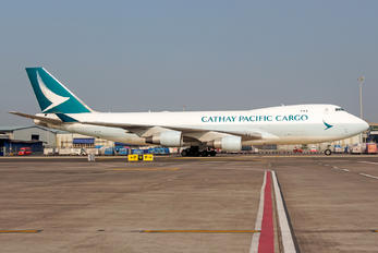 B-LID - Cathay Pacific Cargo Boeing 747-400F, ERF