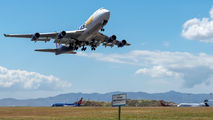 Atlas Air Boeing 747 visited San Jose title=