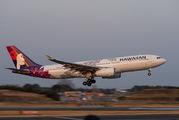 N395HA - Hawaiian Airlines Airbus A330-200 aircraft