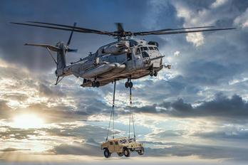 HMH-265 - USA - Marine Corps Sikorsky CH-53 Sea Stallion