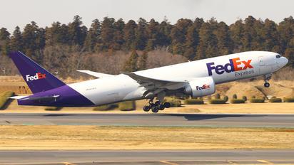 N879FD - FedEx Federal Express Boeing 777F