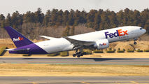 N879FD - FedEx Federal Express Boeing 777F aircraft